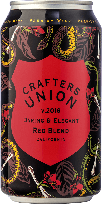 Crafters Union - Red Blend
